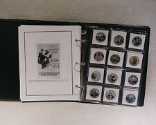 New listing World War I - Colorized Kennedy Half Dollar Coin Collection - Ww1 Commemorative
