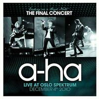 A-HA Ending on a High Note - The Final Concert    - CD NEUWARE