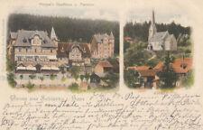 Religion Ansichtskarten vor 1914 aus Sachsen-Anhalt