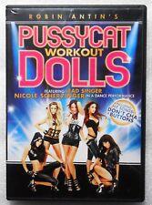 Very Good Cond. Pussycat Dolls Workout 2009 DVD Nicole Scherzinger WOW