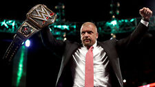 Triple H WWE Raw in Miami 4x6 Photo #2