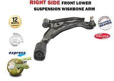 FOR NISSAN ALMERA N15 + GTI 1995-2000 NEW RIGHT LOWER WISHBONE SUSPENSION ARM
