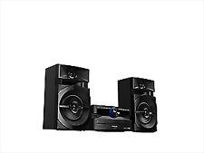 Panasonic SC-UX102E-K 300W Set Audio da Casa - Nero