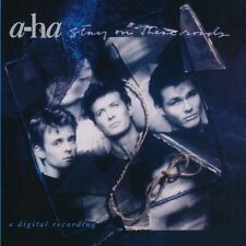 A-ha Stay on these roads (1988) [CD]