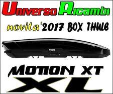 Box Da Tetto Thule Motion XT (XL) NERO Lucido 500 Litri