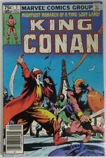 1981 KING CONAN #7  -  VG                 (INV26655)