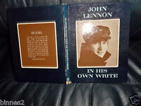 THE BEATLES IN HIS OWN WRITE! JOHN LENNON 'S FIRST BOOK FROM APRIL 1964 AWESOME