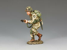 "KING & COUNTRY DD297 WWII D DAY SERIES ""U.S. 101st AIRBORNE MAJOR DICK WINTERS"""