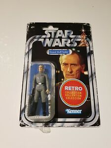 Star Wars The Retro Collection Moff Tarkin Action Figure New