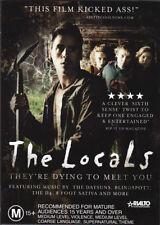 The Locals (DVD, 2005) Rare New Zealand Horror Movie / John Barker  Kate Elliott