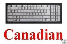 HP G60 Compaq Presario CQ60 Keyboard Clavier - Silver - CA Canadian