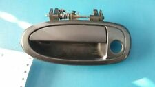 96 AVALON LEFT FRONT OUTER DOOR HANDLE DRIVER SIDE FRONT GRAY 168153