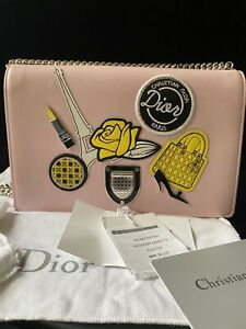 Dior diorama WOC Light Pink in great condition