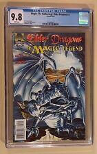 Magic the Gathering: Elder Dragons (1996) # 2 CGC 9.8 NM/MT Census pop = 2