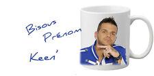 Mug (tasse)  KEEN'V V2 personnalisé avec prénom (Incassable)