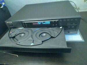 Kenwood 104CD 5-Disc CD Changer Compact Disc Player Digital Audio