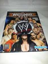 More details for wwe wrestlemania annual 2011