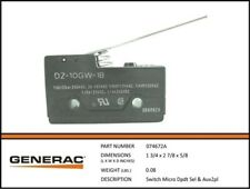 Genuine OEM Generac 074672A Micro Switch
