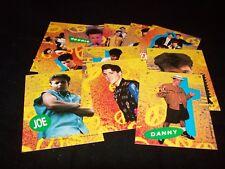 NEW KIDS ON THE BLOCK Series 2 Sticker Set NKOTB   Topps