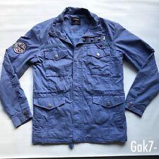 Converse (Corée) American Style Militaire Veste homme bleu taille 100