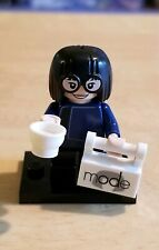 Edna Mode from The Incredibles - Lego Minifigure Disney Series 2. New