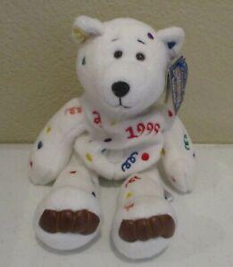 Limited Treasures Holiday Edition '98 Celebration Bear NEW