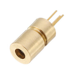 650nm 10mw 5V Red Dot Laser Diode Mini Laser Module Head for Equipment Industry