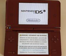 Nintendo Dsi XL Console - Bordeaux Red B842