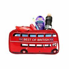 Ru GB London Bus Laver Toilette Cosmétiques Sac - Maquillage Britannique Sovenir