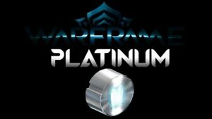 SAME DAY warframe xbox expert consultant + 500 PLATINUM and 2 gold mods as gifts