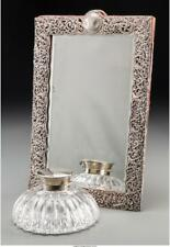 A Large John Grinsell & Sons Cut-Glass And Silver-Mounted Combinati. Lot 66418