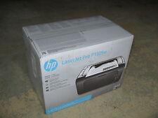 Brand New HP LaserJet Pro P1109w Wireless B&W Laser Printer 19ppm Replace P1102W