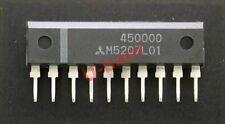 MITSUBISHI M5207L01 ZIP-10 Integrated Circuit