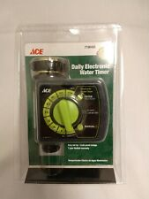 NEW ACE Daily Electronic Water Timer 719468