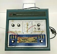 Heathkit Electronic Design Experimenter Et3100 Blue Tested Amp Works Free Shipping