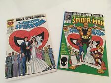 The Amazing Spider-Man Special Wedding Issue & Honey-Moon Giant-Sized Annual Com
