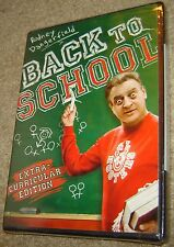 Back to School (DVD, 2009, Extracurricular Edition), NEW & SEALED, WIDESCREEN