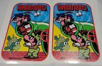 Nintendo Mario Brothers Arcade Game Side art decal set