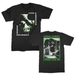 Type O Negative T-Shirt Christian Woman Tee New Authentic S-3XL
