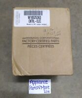 WHIRLPOOL WASHER CONTROL BOARD W10525363 WPW10525363 NEW PART FREE SHIPPING