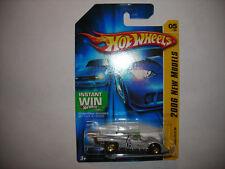 2006 Hot Wheels #5 Silver Ferrari 512M w/Gold 5 Spoke Wheels FREE SHIPPING LOOK!