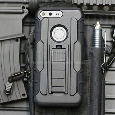 Heavy Duty Rugged Shockproof Hybrid Armor Cover Case For Google Pixel XL