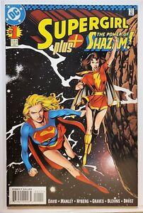 Supergirl Plus #1 (Feb 1997, DC) VF/NM