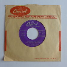 EP/ Nat King Cole - Love Is A Many Splendored Thing / Autumn Leaves
