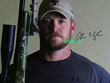 CHRIS KYLE 2 REPRINT 8X10 AUTOGRAPHED SIGNED PHOTO PICTURE AMERICAN SNIPER USA
