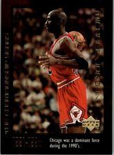 1999 Upper Deck Michael Jordan The Early Years card# 35