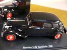 1/43 Citroen 11 B Familiale 1938 schwarz
