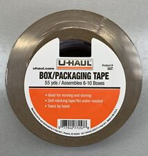 """Brand New 1 Roles Of U-Haul Packaging Box Tape 30 T/ Moving Tape (2""""x 55 Yard)"""
