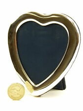 """Vintage Sterling Silver - CARRS Photo / Picture FRAME - 3 1/2"""" x 3"""" - SF93"""