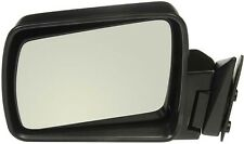 Side View Mirror Manual Drivers LH for Jeep 84-96 Cherokee XJ 86-92 Comanche